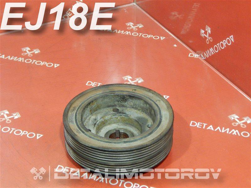 Шкив коленвала Subaru Impreza GF6 EJ18E