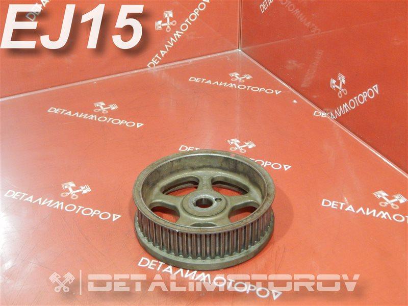 Шестерня распредвала Subaru Impreza E-GC1 EJ15