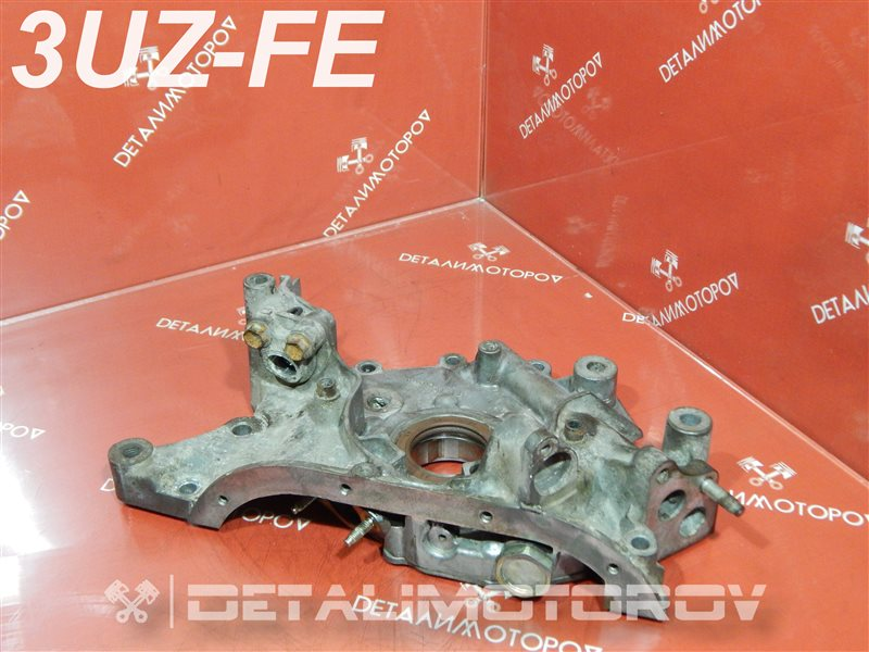 Масляный насос Toyota Gs300 UZS160 3UZ-FE