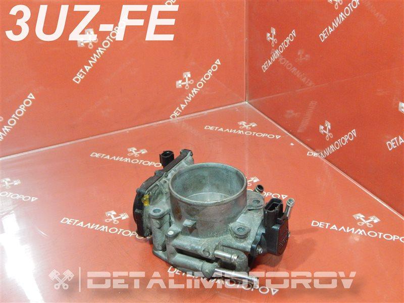 Дроссельная заслонка Toyota Gs300 UZS160 3UZ-FE