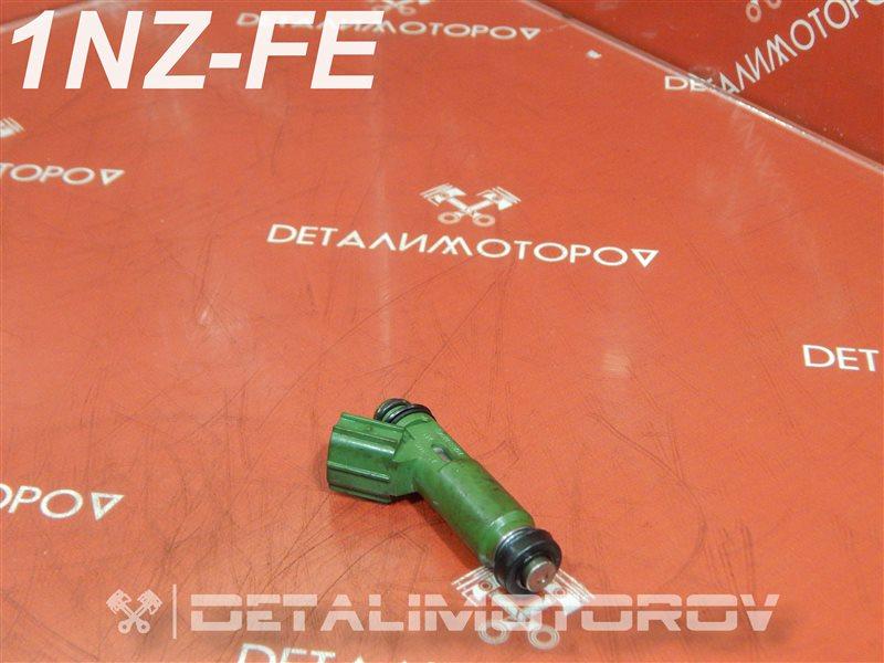 Форсунка Toyota Allex CBA-NZE124 1NZ-FE