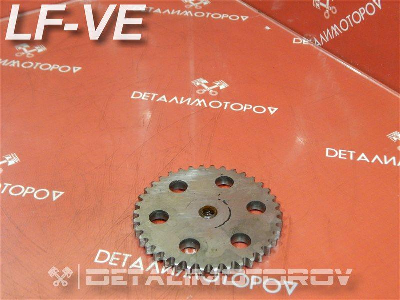 Шестерня распредвала Mazda Atenza DBA-GYEW LF-VE