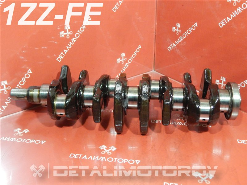 Коленвал Toyota Allex ZZE122 1ZZ-FE