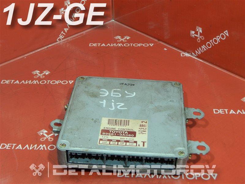 Блок управления двс Toyota Chaser GF-JZX105 1JZ-GE