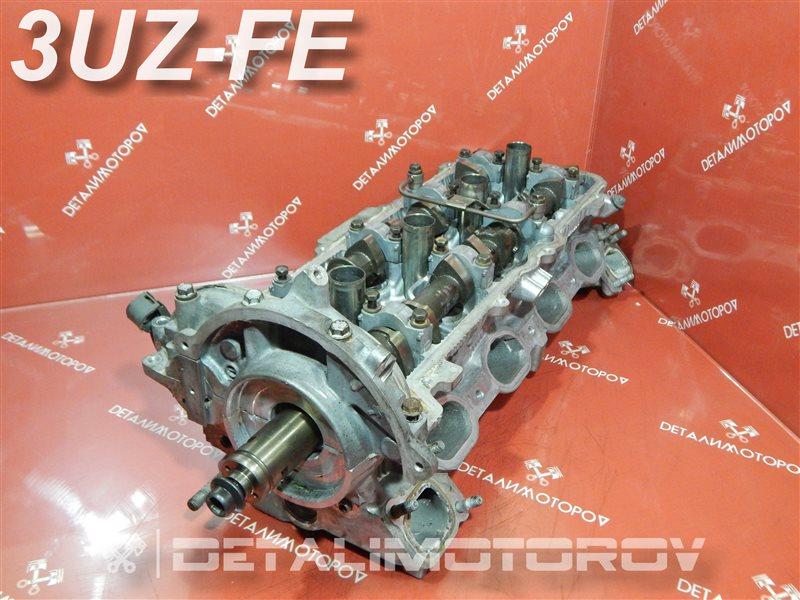 Головка блока цилиндров Toyota Gs300 UZS160 3UZ-FE