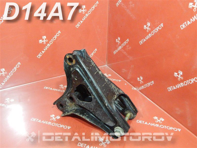 Кронштейн опоры двигателя Honda Civic Aerodeck MB8 D14A7