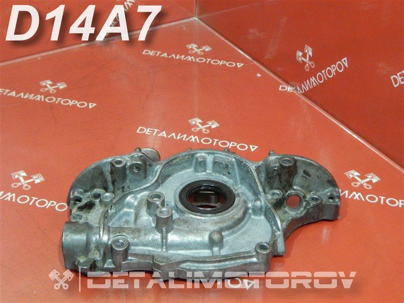 Масляный насос Honda Civic Aerodeck MB8 D14A7