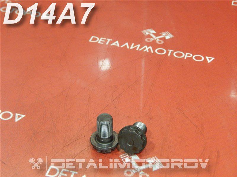 Болт маховика Honda Civic Aerodeck MB8 D14A7