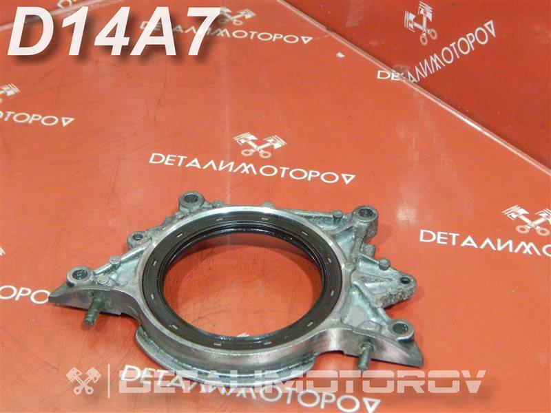 Крышка коленвала Honda Civic Aerodeck MB8 D14A7