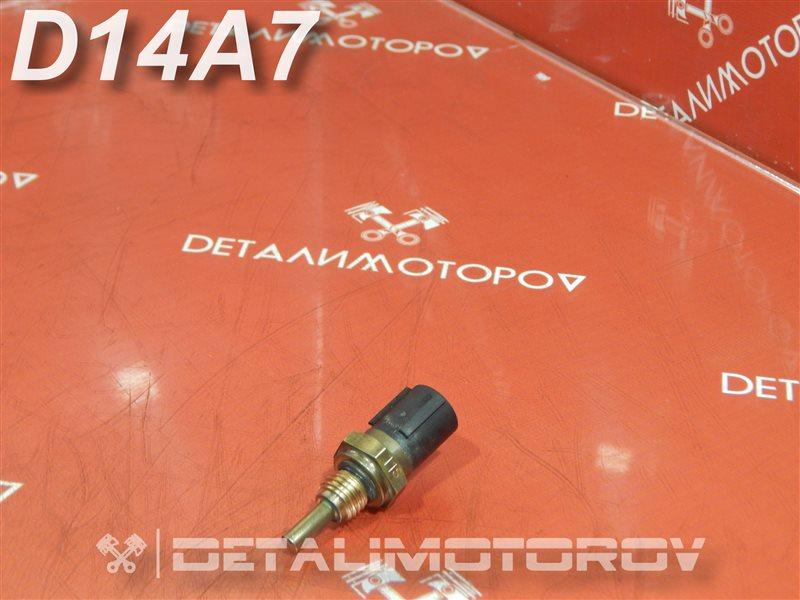 Датчик температуры охлаждающей жидкости Honda Civic Aerodeck MB8 D14A7