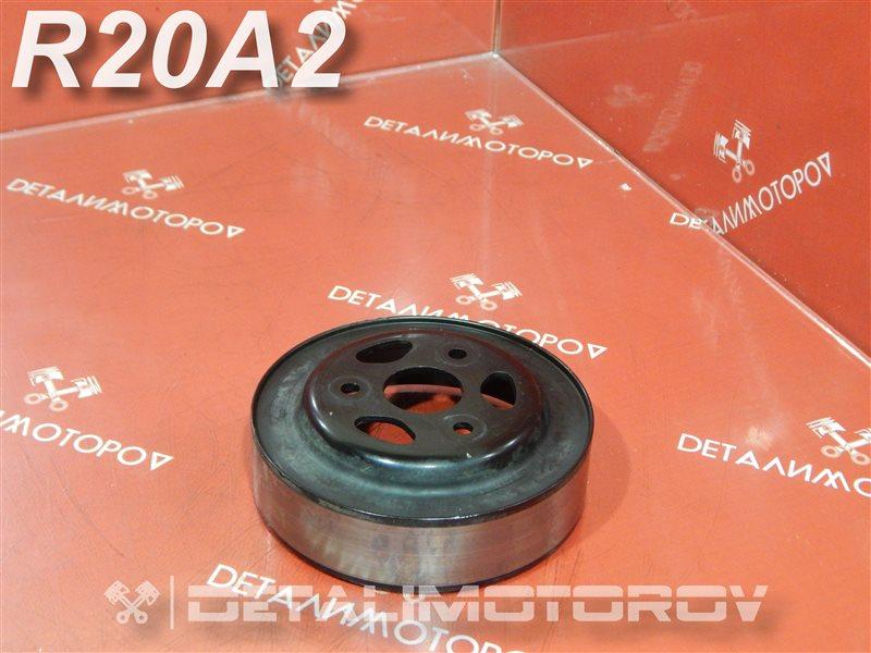 Шкив помпы Honda Cr-V RE5 R20A2