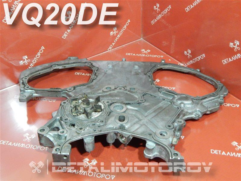 Лобовина двигателя Nissan Cefiro GH-A33 VQ20DE