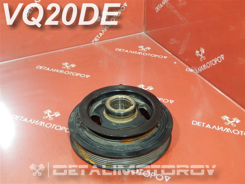 Шкив коленвала Nissan Cefiro GH-A33 VQ20DE