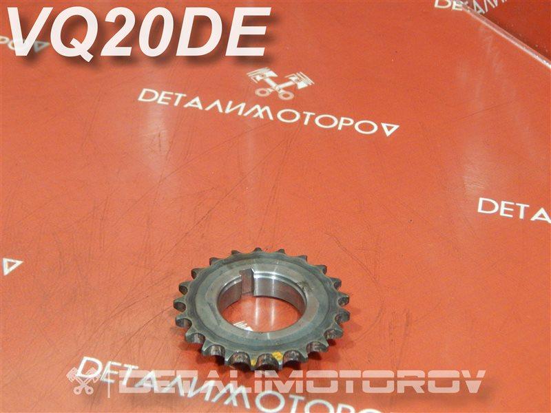 Шестерня коленвала Nissan Cefiro GH-A33 VQ20DE