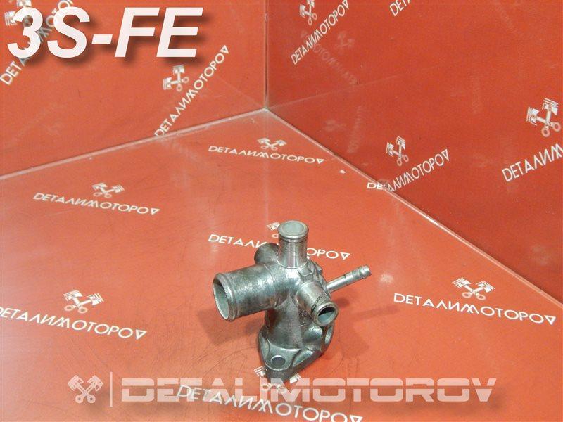 Фланец системы охлаждения Toyota Avensis E-ST190G 3S-FE