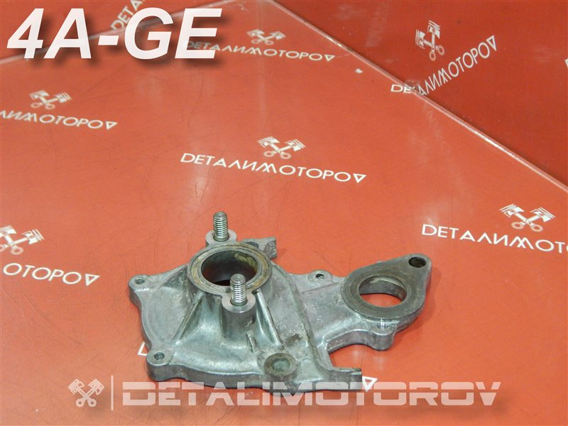 Корпус помпы Toyota Carina E-AT171 4A-GE