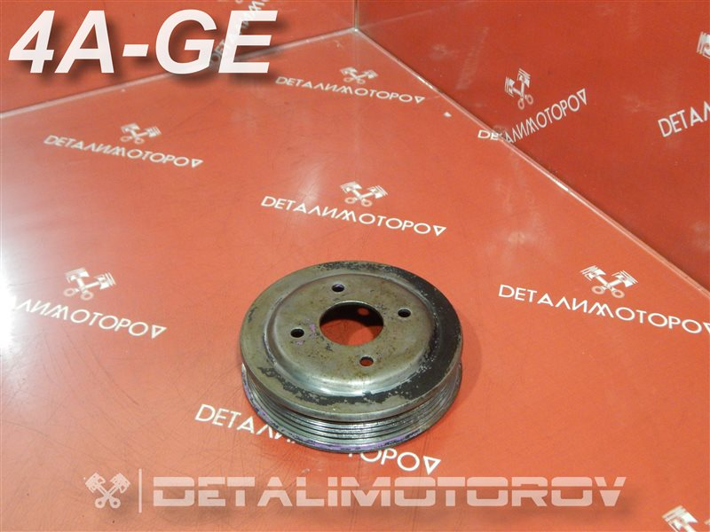 Шкив помпы Toyota Carina E-AT171 4A-GE