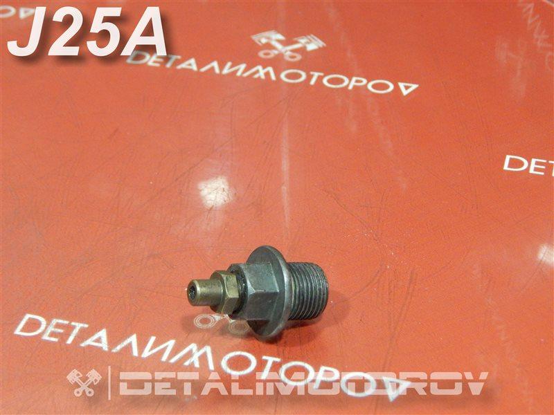 Сливная пробка блока Honda Inspire LA-UA4 J25A