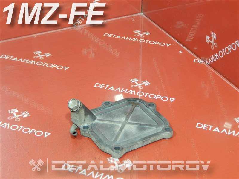Крышка двигателя Toyota Alphard CBA-MNH10W 1MZ-FE