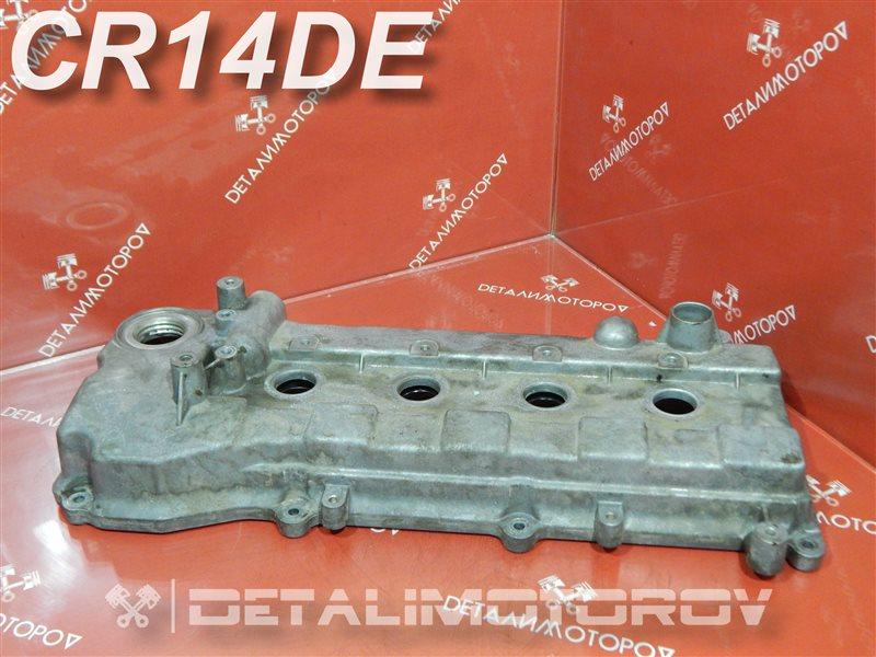 Крышка головки блока цилиндров Nissan Cube DBA-BNZ11 CR14DE