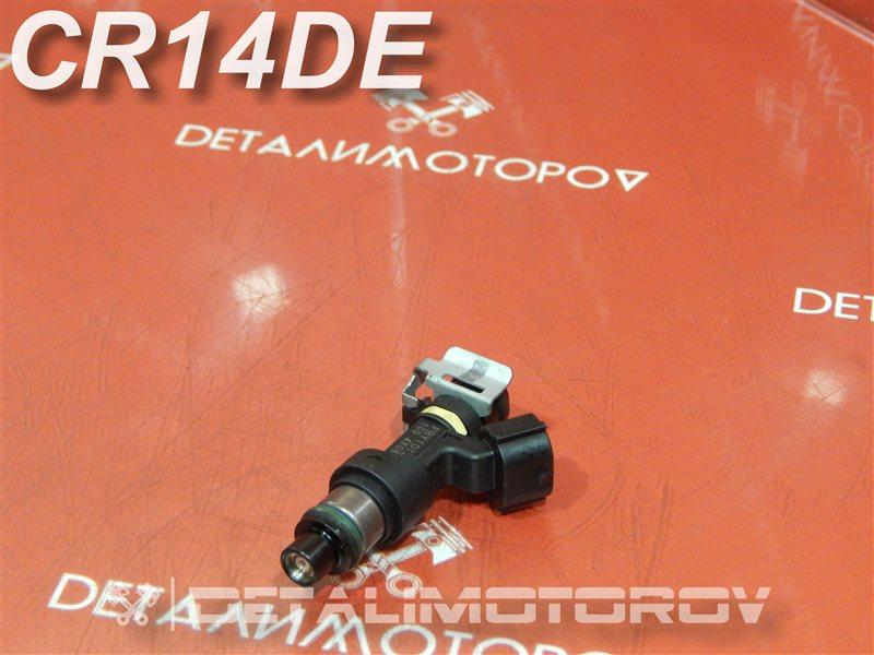 Форсунка Nissan Cube DBA-BNZ11 CR14DE