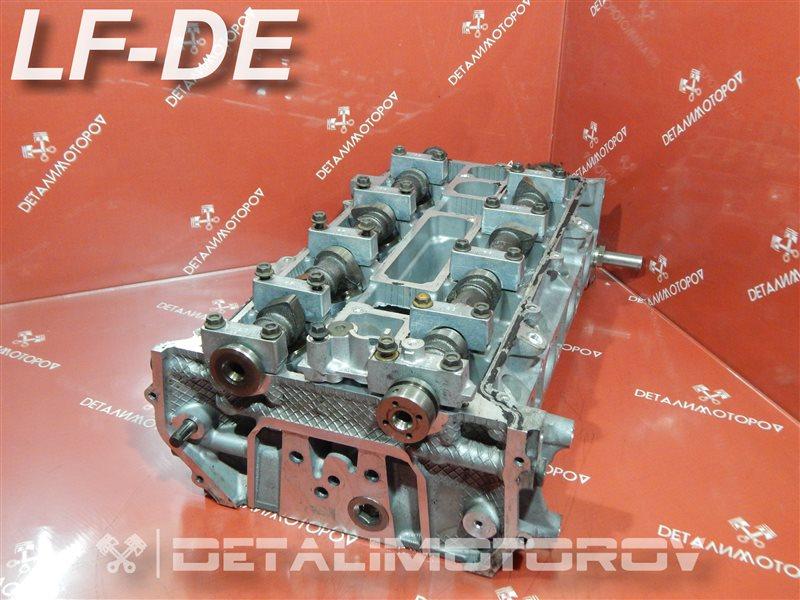 Головка блока цилиндров Mazda Atenza LA-GYEW LF-DE
