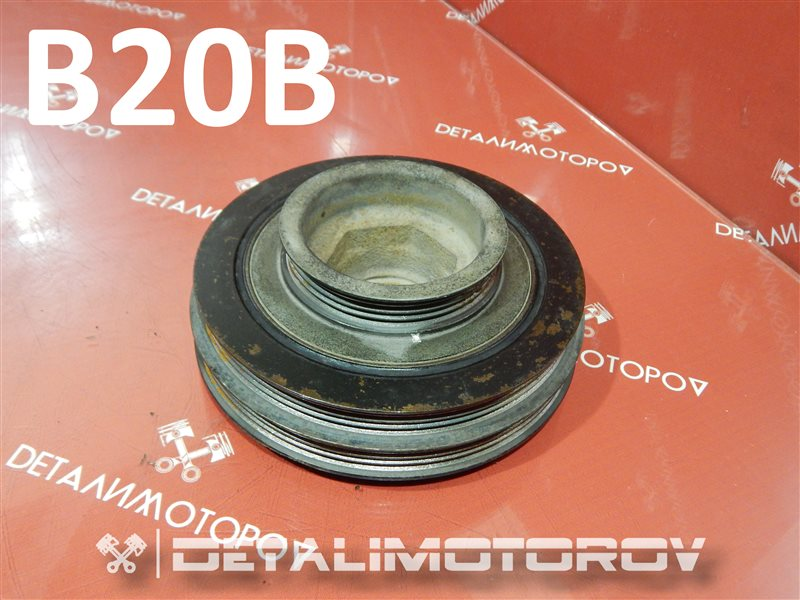 Шкив коленвала Honda Cr-V GF-RD1 B20B