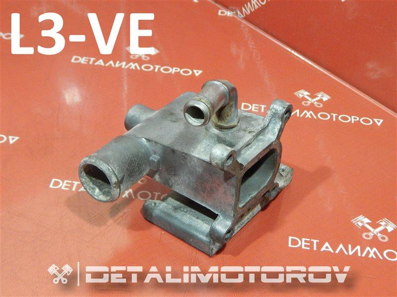 Фланец системы охлаждения Mazda Atenza DBA-GG3S L3-VE