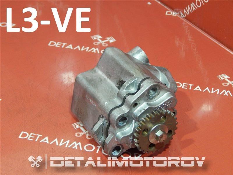 Масляный насос Mazda Atenza DBA-GG3S L3-VE