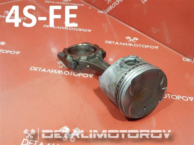 Поршень с шатуном Toyota Caldina E-ST190G 4S-FE