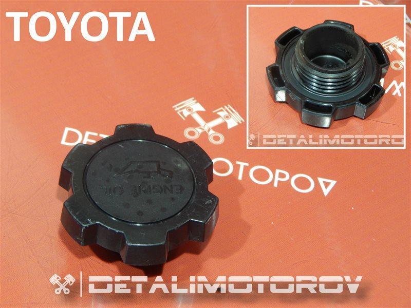 Крышка маслозаливной горловины Toyota Avensis AT221 7A-FE