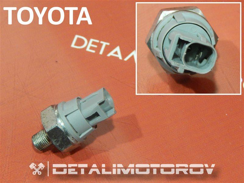 Датчик давления масла Toyota Avensis AT221 7A-FE