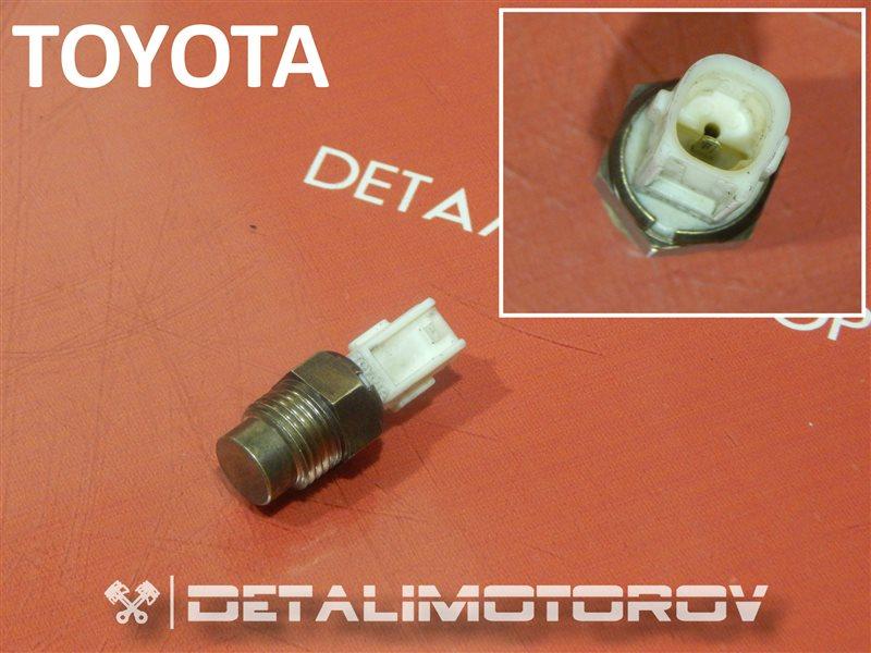 Датчик температуры охлаждающей жидкости Toyota Avensis AT221 7A-FE