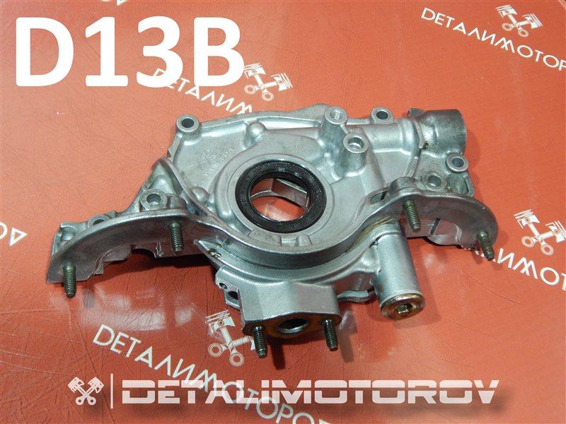 Масляный насос Honda Civic GF-EK2 D13B