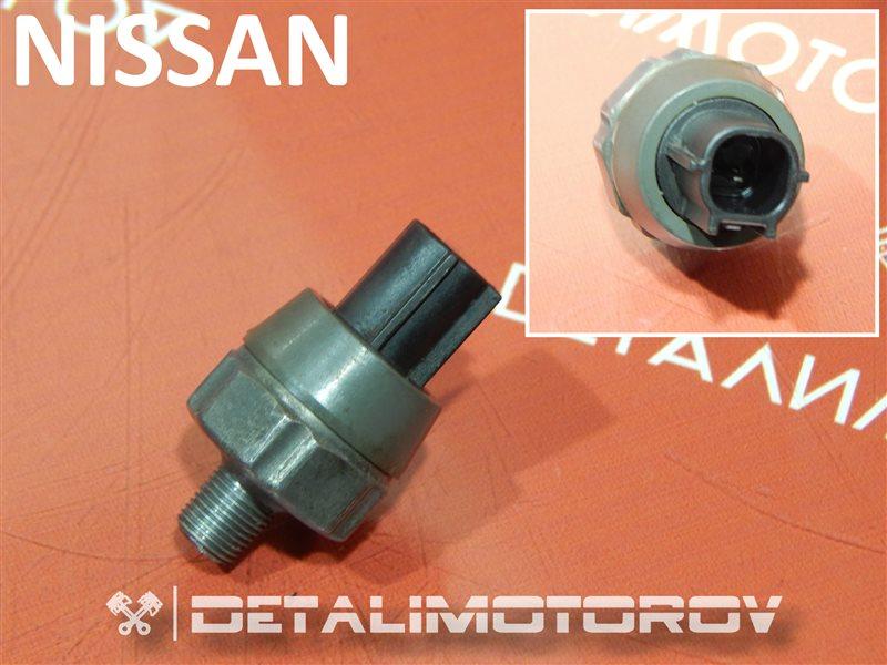 Датчик давления масла Nissan Avenir TA-RNW11 QR20DE
