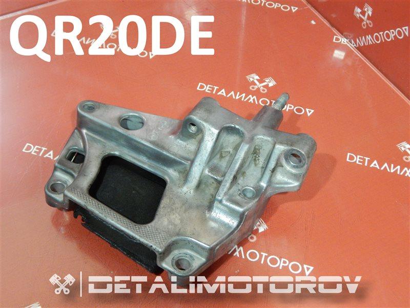 Кронштейн опоры двигателя Nissan Avenir TA-RNW11 QR20DE