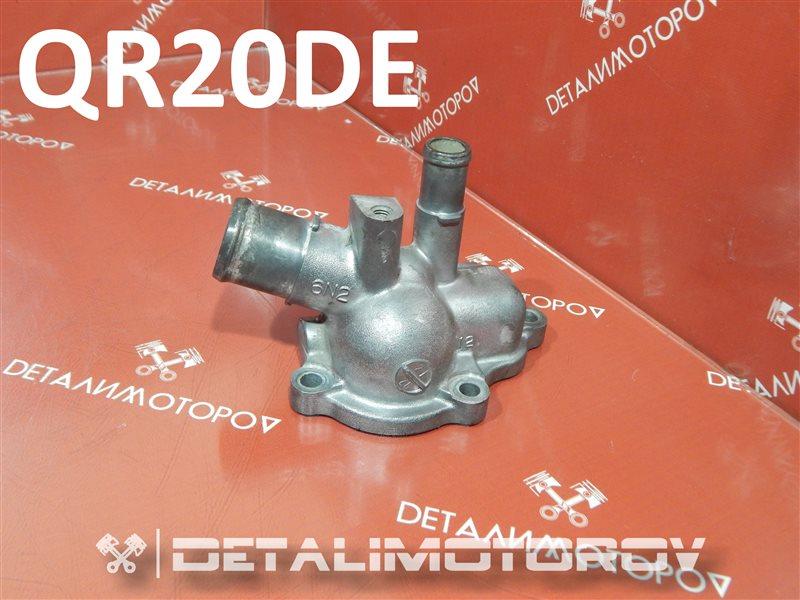 Корпус термостата Nissan Avenir TA-RNW11 QR20DE