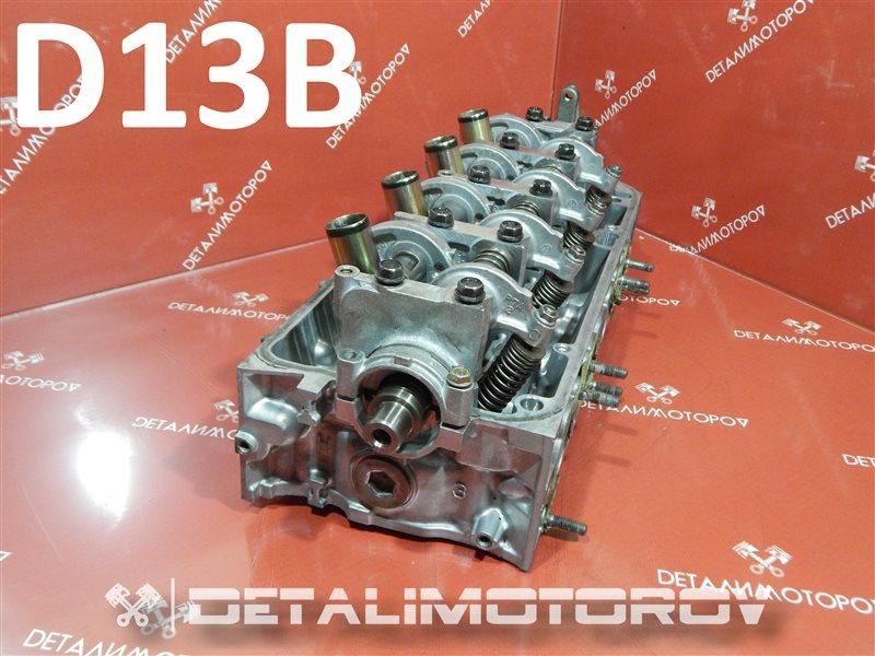 Головка блока цилиндров Honda Civic GF-EK2 D13B