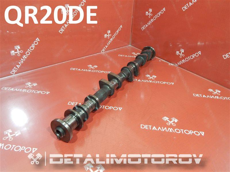 Распредвал Nissan Avenir TA-RNW11 QR20DE