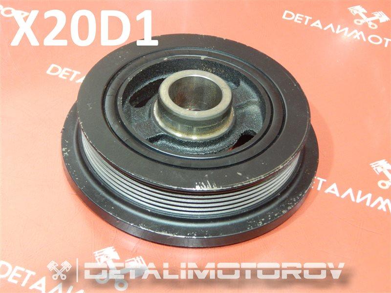Шкив коленвала Chevrolet Epica V250 X20D1