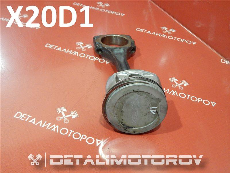 Поршень с шатуном Chevrolet Epica V250 X20D1