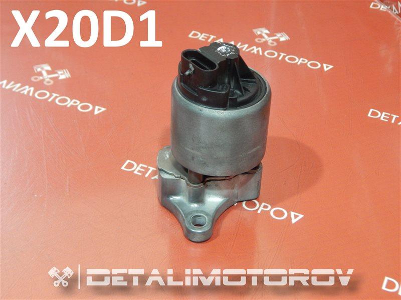 Клапан egr Chevrolet Epica V250 X20D1