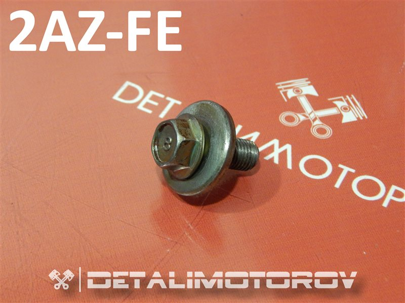 Болт распредвала Toyota Alphard DBA-ANH20W 2AZ-FE