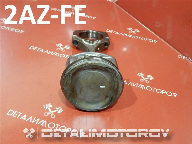 Поршень с шатуном Toyota Alphard DBA-ANH20W 2AZ-FE