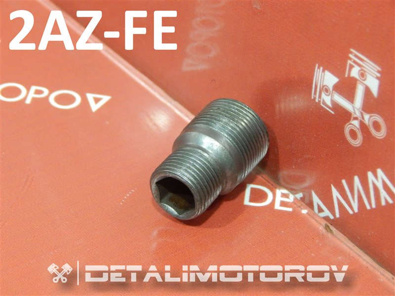 Крепление масляного фильтра Toyota Alphard DBA-ANH20W 2AZ-FE