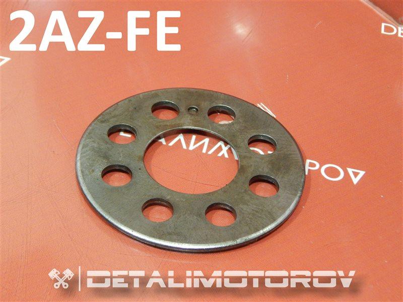 Шайба маховика Toyota Alphard DBA-ANH20W 2AZ-FE