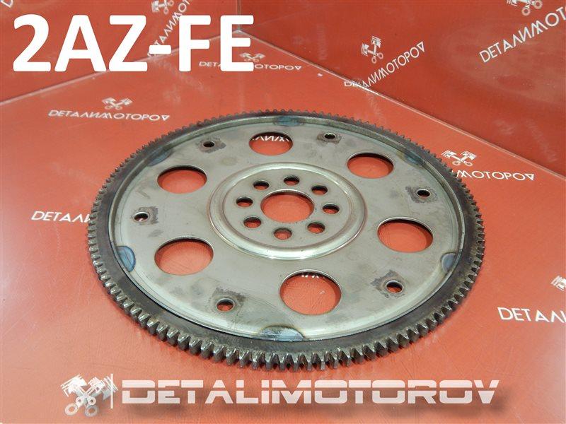 Маховик Toyota Alphard DBA-ANH20W 2AZ-FE