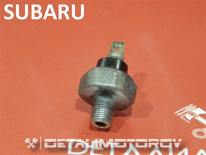 Датчик давления масла Subaru Impreza E-GC1 EJ152