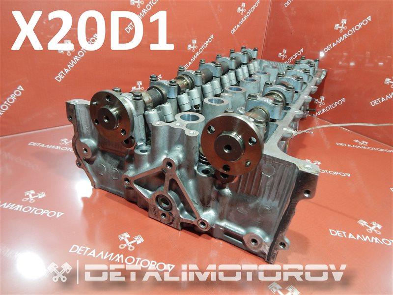 Головка блока цилиндров Chevrolet Epica V250 X20D1