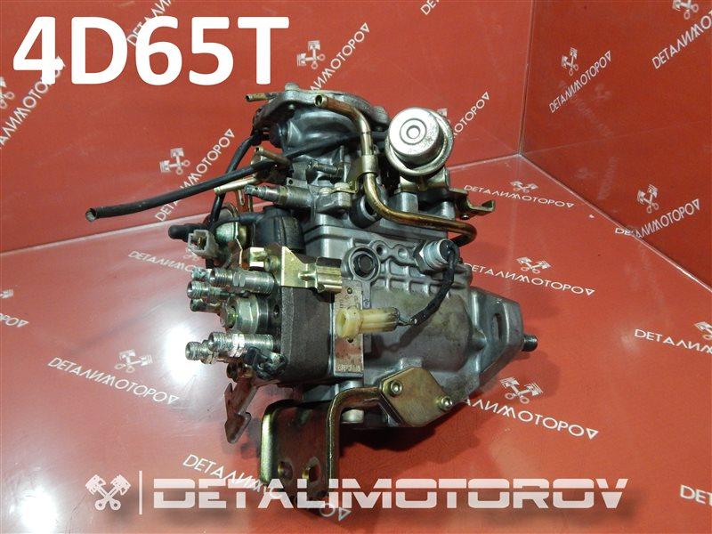 Тнвд Mitsubishi Chariot Q-D09W 4D65T